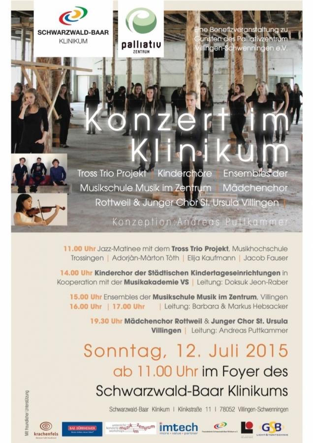 Plakat-Konzert