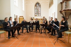 Il flauti cantabili Johanneskirche 2017