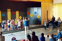 Kinderkonzert Goldenbühlschule 2016